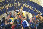Vo dich World Cup 2018, Phap duoc nhan bao nhieu tien tu FIFA?