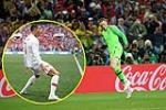 Ăn mừng kiểu Ronaldo, thủ môn Pickford bị châm biếm dữ dội
