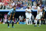 Du am Uruguay 0-2 Phap: Sai lam, nhung khoanh khac va giot nuoc mat nghen ngao