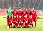 Ket qua Nu Viet Nam 5-0 Nu Philippines (Giai vo dich bong da nu Dong Nam A 2018)