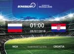 Nhung du doan xua nay hiem cho tran cau Nga vs Croatia
