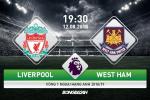 Liverpool 4-0 West Ham (KT): Lu doan do dap nat Bua ta ngay ra quan