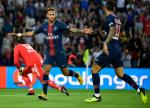 Video tong hop: PSG 3-0 Caen (Vong 1 Ligue 1 2018/19)
