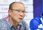 HLV Park Hang Seo chia se dieu gi truoc tran gap Olympic Nhat Ban?