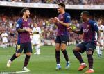 Video tong hop: Barca 3-0 Boca Juniors (Giao huu CLB he 2018)
