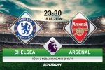 Chelsea 3-2 Arsenal (KT): Alonso toa sang, Arsenal tan xac phao tai Stamford Bridge