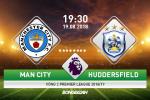 Man City 6-1 Huddersfield (KT): Sat thu Aguero lap hattrick, Man xanh danh tennis tren Etihad