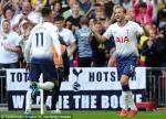 Nhung thong ke dang nho sau tran Tottenham 3-1 Fulham