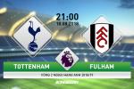 Tottenham 3-1 Fulham (KT): Kane giai loi nguyen, Spurs ha dep tan binh