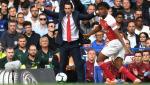Emery hai long du Arsenal thua dau Chelsea