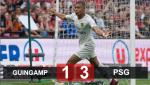 Video tong hop: Guingamp 1-3 PSG (Vong 2 Ligue 1 2018/19)