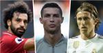 Công bố Top 10 ứng viên cho giải thưởng Cầu thủ xuất sắc nhất năm của UEFA