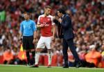 Ramsey choáng váng với quyết định của HLV Unai Emery