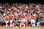 Arsenal bi nan gan truoc derby London