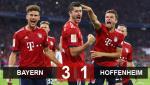 Video tong hop: Bayern Munich 3-1 Hoffenheim (Vong 1 Bundesliga 2018/19)