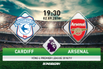 Cardiff 2-3 Arsenal (KT): Nguoi hung Lacazette keo Phao vuot to Chim xanh