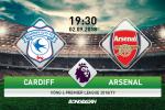 Cardiff 2-3 Arsenal (KT): Nguoi hung Lacazette keo Phao vuot to Chim xanh