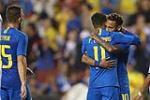 Video tong hop: Brazil 5-0 El Salvador (Giao huu quoc te)