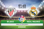 Bilbao 1-1 Real Madrid (KT): Mat diem tai xu Basque
