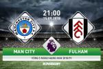 Man City 3-0 Fulham (KT): Man xanh nhe nhang vui dap tan binh