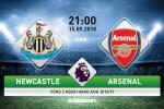 Newcastle 1-2 Arsenal (KT): Ban linh cua Phao thu