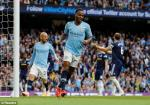 Man City co the mat Sterling vao tay Real Madrid