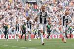 Allegri noi gi khi Ronaldo cuoi cung cung thong nong cho Juventus?