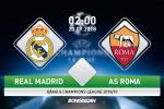 Real Madrid 3-0 AS Roma (KT): Nha DKVD ra quan tung bung