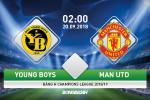 Young Boys 0-3 MU: Paul Pogba thang hoa, Quy do ra quan thanh cong o Champions League