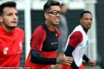 Firmino xuat hien voi hinh anh cuc chat tai Liverpool