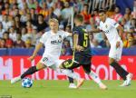 Nhung thong ke an tuong sau tran Valencia 0-2 Juventus