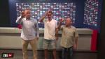 Tiền đạo Griezmann dạy cách ăn mừng như trong game