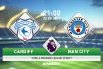 Cardiff 0-5 Man City (KT): Nha vua huy diet tan binh
