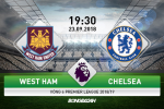 West Ham 0-0 Chelsea (KT): Phung phi co hoi, The Blues dut mach toan thang