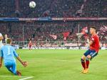 Video tong hop: Bayern Munich 1-1 Augsburg (Vong 5 Bundesliga 2018/19)