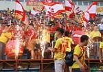 CDV Hai Phong dai nao san Thien Truong trong ngay Nam Dinh thua HAGL