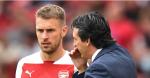 Nong:  Aaron Ramsey chinh thuc xac nhan tuong lai tai Arsenal