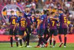 Video tong hop: Barca 8-2 Huesca (Vong 3 La Liga 2018/19)