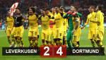 Leverkusen 2-4 Dortmund: Man nguoc dong kinh dien