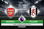 Arsenal 4-1 Fulham (KT): Phao thu mo dau nam moi 2019 bang thang loi tung bung