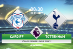 Cardiff 0-3 Tottenham: Ga trong khoi dau nam 2019 rat suon se