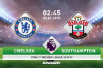 Chelsea 0-0 Southampton: Hoa that vong, The Blues khoi dau 2019 trong noi bat an