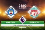 Man City 2-1 Liverpool (KT): Ha guc The Klopp, Man xanh thap lai hy vong bao ve ngoi Vuong