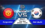 Kyrgyzstan 0-1 Han Quoc (KT): Dut diem cuc te, ung vien vo dich van chi thang sat nut