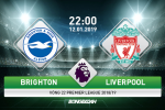 Brighton 0-1 Liverpool (KT): Tro lai mach thang, Lu doan do xay chac ngoi dau