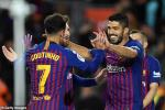 Video tong hop: Barca 3-0 Eibar (Vong 19 La Liga 2018/19)
