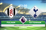 Fulham 1-2 Tottenham (KT): Spurs thang kich tinh vao nhung giay cuoi cung