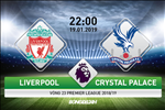 Liverpool 4-3 Crystal Palace (KT): Tam sat Salah - Firmino - Mane lai ra tay, The Klopp thang nghet tho