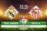 Real Madrid 2-0 Sevilla (KT): Trong gian kho, Los Blancos van vuon len thu 3 La Liga 2018/19