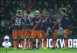 Video tong hop: Burton 0-1 Man City (Ban ket cup Lien doan Anh 2018/19)